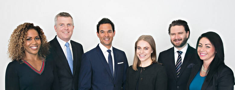 Six Chadwick Nott London-based consultants