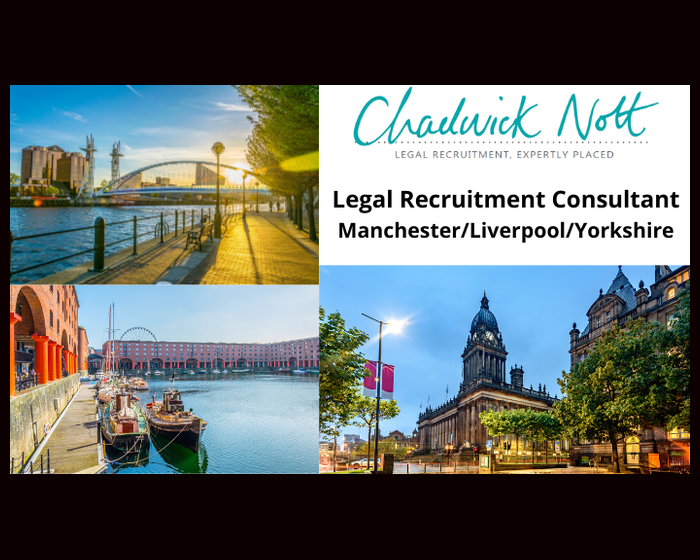 Recruiting for recruitment consultants based in Manchester